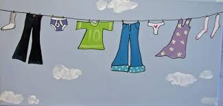 clothesline photo