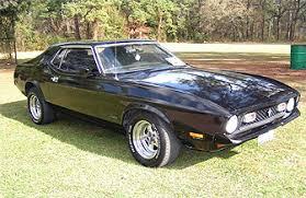 1972 mustangs