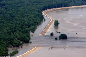 Mississippi flood disaster