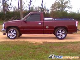 1998 chevrolet truck