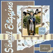 scrapbooking ideas layouts