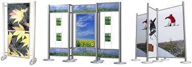 modular display systems