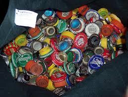 bottle caps crafts
