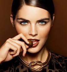 chocolate makeup