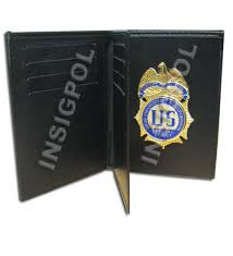 dea badge wallet