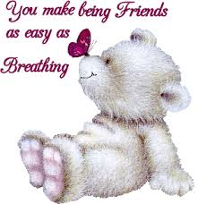 friends bear