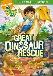 diego great dinosaur rescue