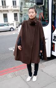 cape fashion