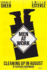 men at work the movie