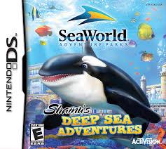 sea world games