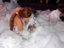 foam party machines