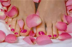 pictures of pedicure