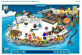 club penguin penguins