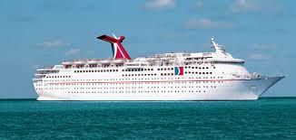 holiday cruise ship