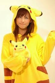 pikachu cosplay costume