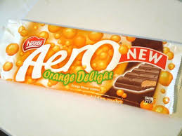 aero chocolates