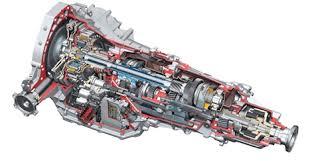 bmw auto gearbox