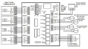heat pumps wiring
