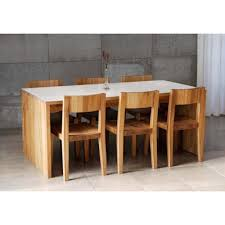 plywood dining table