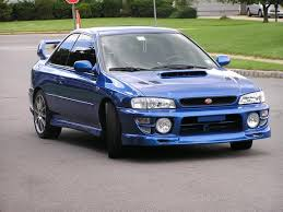 impreza modifications