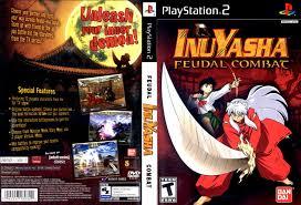 inuyasha feudal combat ps2