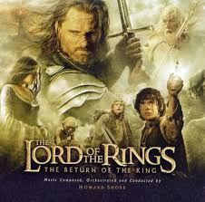 Soundtracks - Lord Of The Rings Return Of The King
