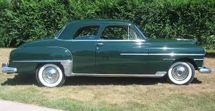 chrysler 1950