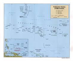 federal state of micronesia