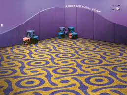 purple and yellow rooms