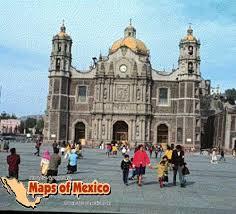 basilica de guadalupe en mexico