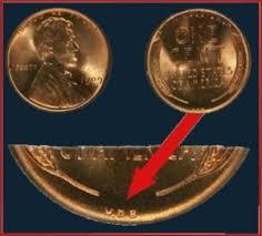 1909 nickel