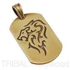 medieval lion symbol
