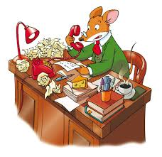picture of geronimo stilton