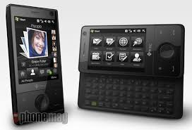 new htc touch pro