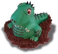 cakes dinosaur