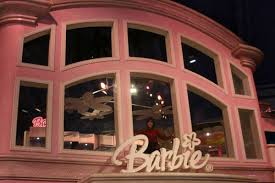 new barbie house