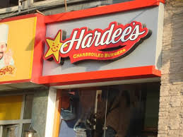 hardees restaurant