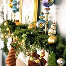 mantel ornaments