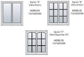 modelos ventanas