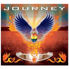 journey revelations dvd