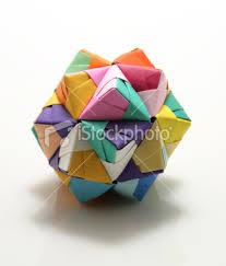 origami polyhedron