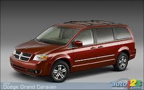 minivans dodge