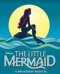 little mermaid play