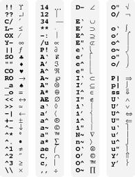 ancient latin symbols