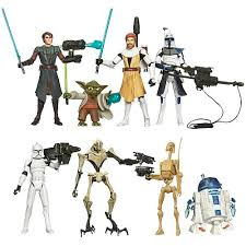 star wars the clone wars action figure