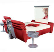cinema bed