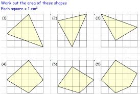 irregular shape