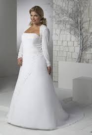 large size wedding dress