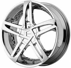 19 chrome wheel