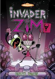 invader zim posters